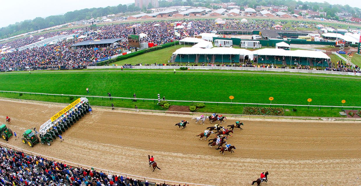 Preakness day